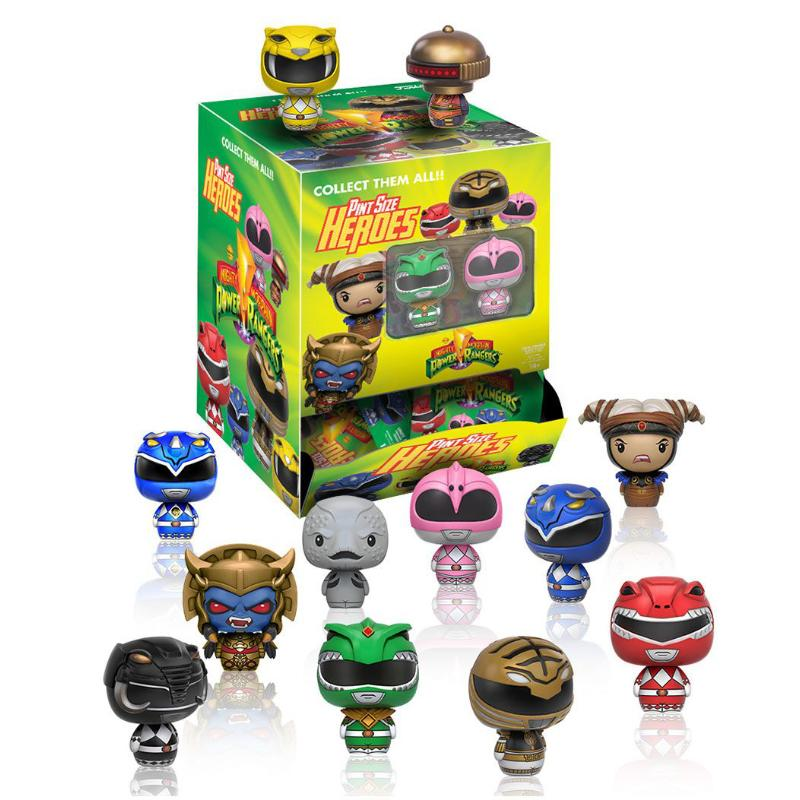 FUNKO PINT SIZE HEROES POWER RANGERS FIGURE BLIND BAG