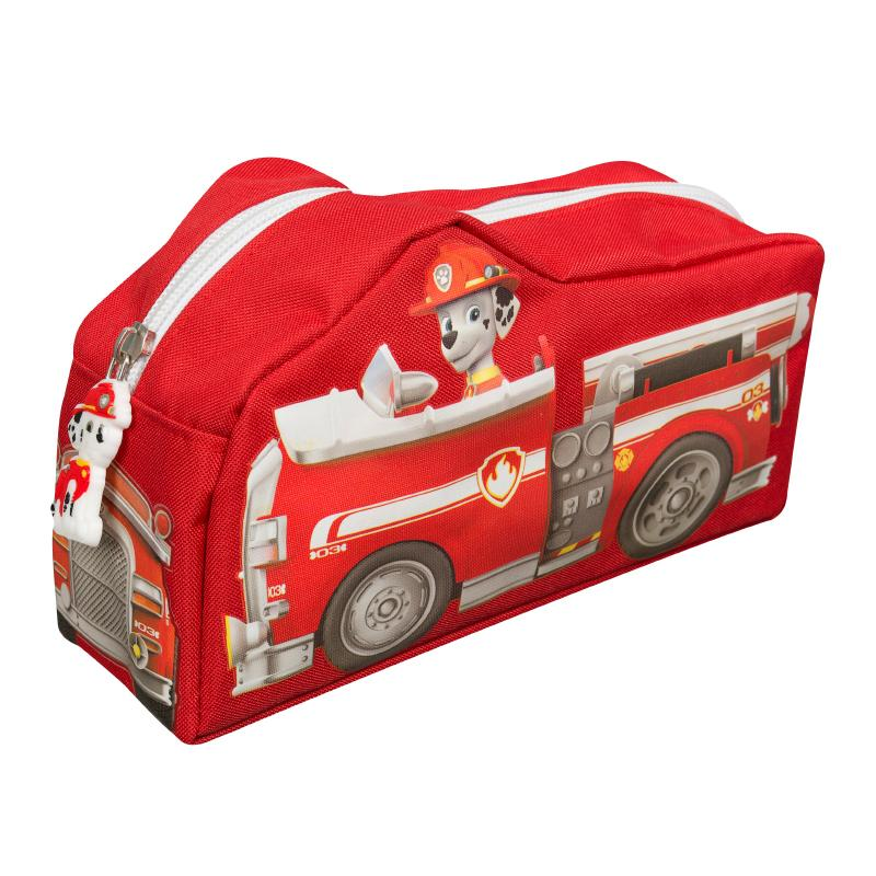PAW PATROL MARSHALL FIRE ENGINE PENCIL CASE