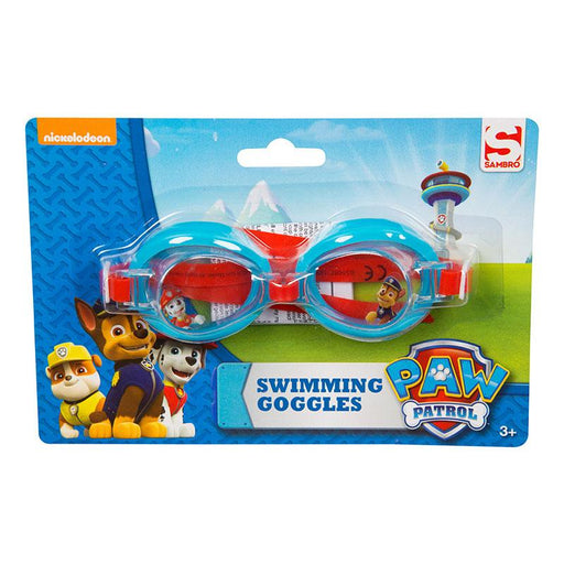 PAW PATROL BLUE SWIMMING GOGGLES