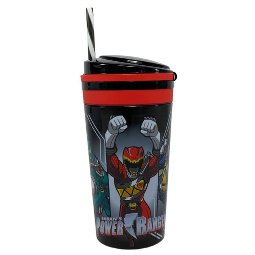 POWER RANGERS SNACK DRINKING BOTTLE