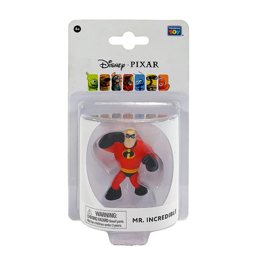 "DISNEY PIXAR COLLECTIBLE MINI 2"" FIGURE - MR INCREDIBLE"