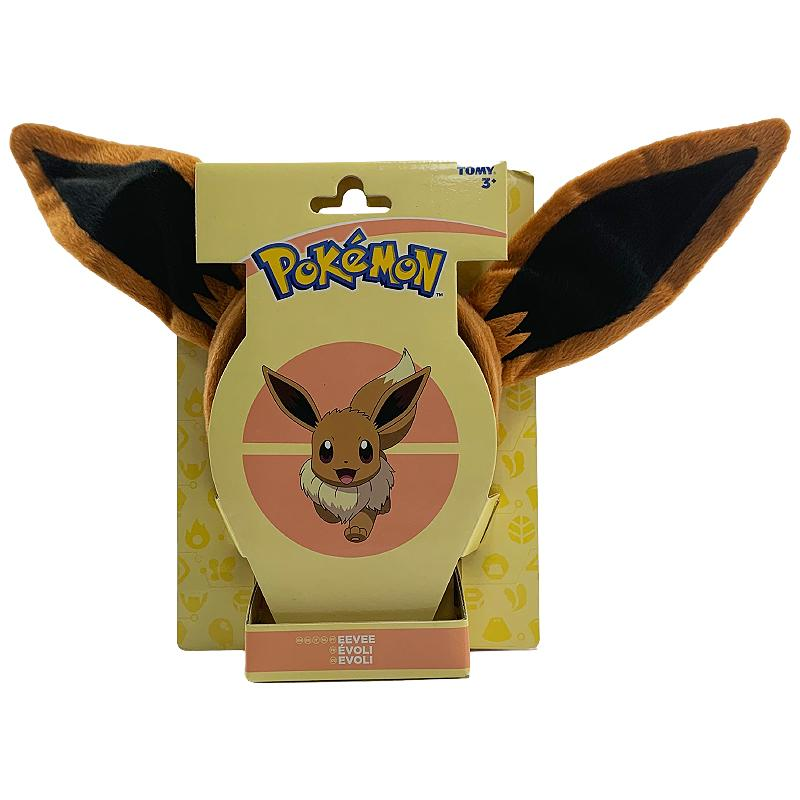 POKEMON EEVEE PLUSH HEADBAND