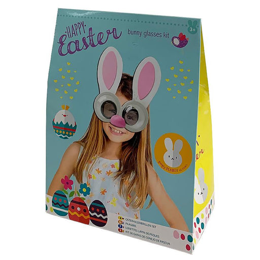 EASTER BUNNY GLASSES KIT