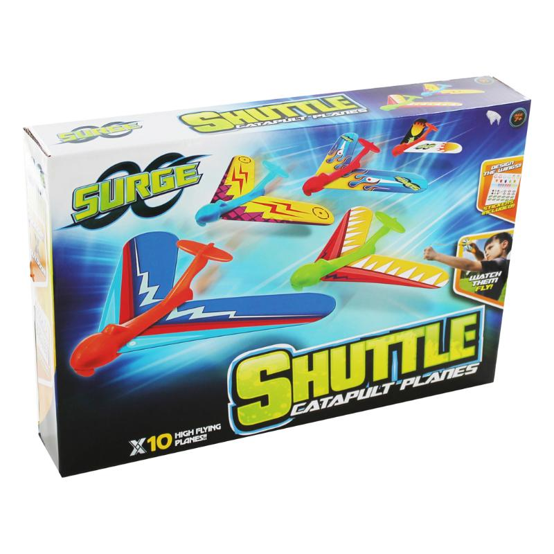 SURGE SHUTTLE CATAPULT PLANES SET