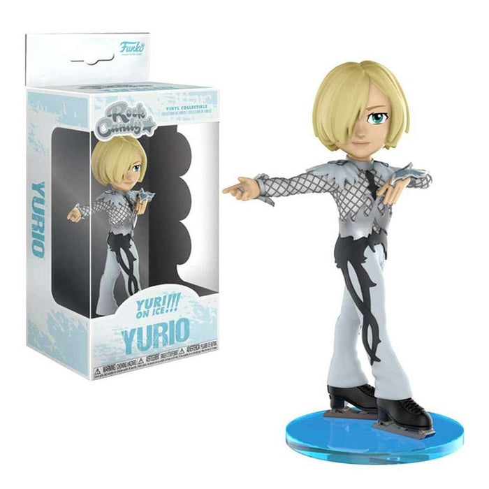 Funko Rock Candy Yuri On Ice Collectible Vinyl Figure - Yurio