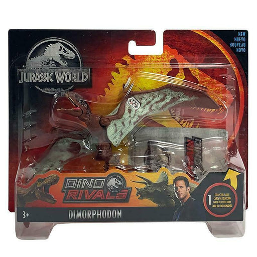 JURASSIC WORLD DINO RIVALS DIMORPHODON ACTION FIGURE