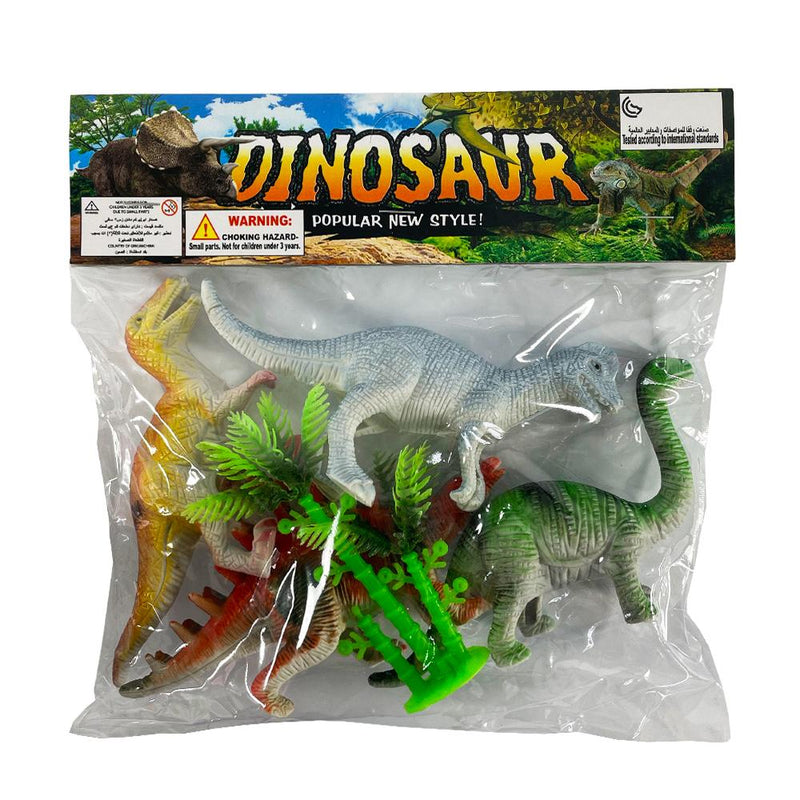 DINOSAUR FIGURE PLAY SET