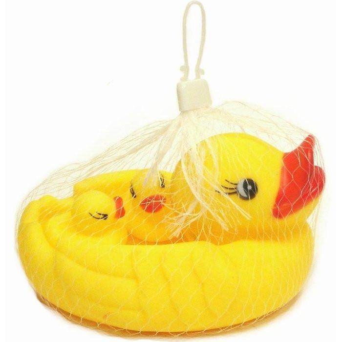 DUCK FAMILY BATH TOY by Toys for a Pound
