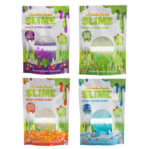 Nickelodeon Crazy Scented Hydro Slime
