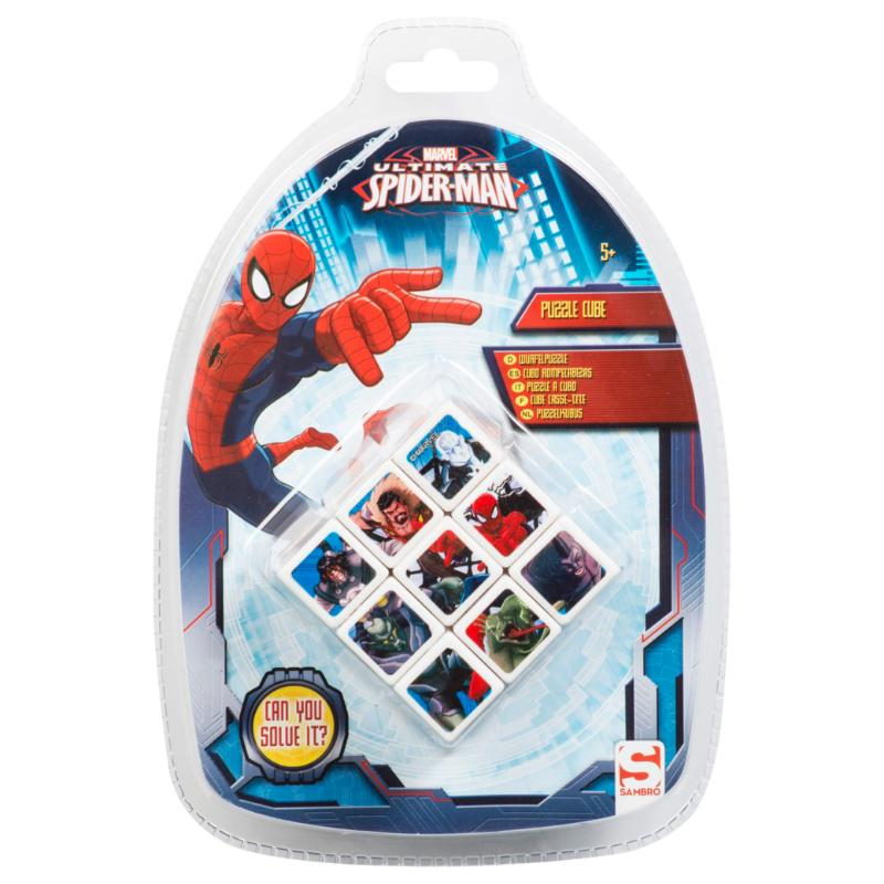 SPIDERMAN PUZZLE CUBE
