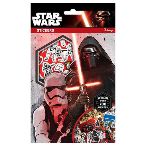 STAR WARS 700+ STICKER SET