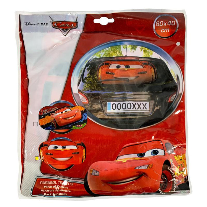 DISNEY CAR WINDOW SUNSHADE - PIXAR CARS