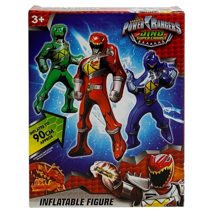 POWER RANGERS DINO SUPERCHARGE 90CM INFLATABLE FIGURE