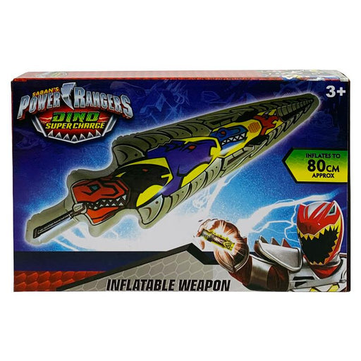 POWER RANGERS DINO SUPERCHARGE 80CM INFLATABLE AXE