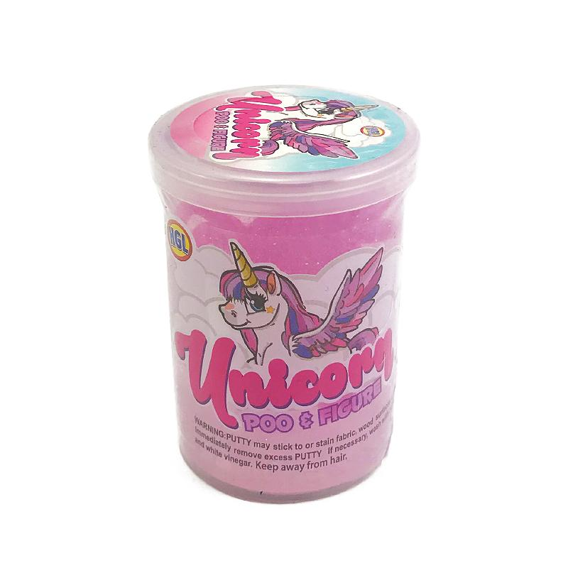 UNICORN PUTTY POO & FIGURE