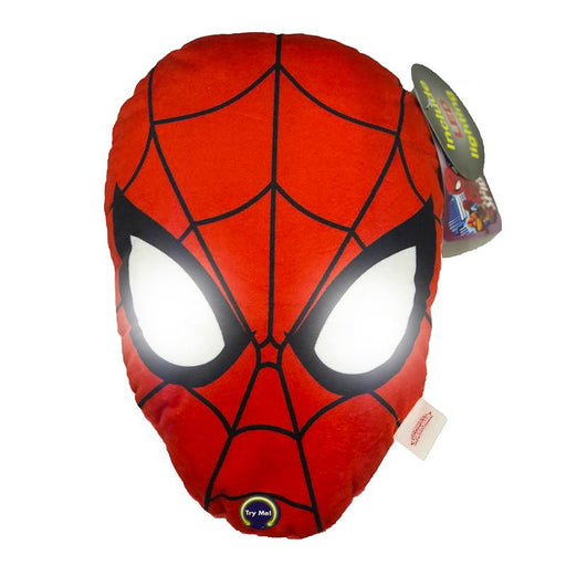 SPIDERMAN CUSHION WITH LED LIGHTS
