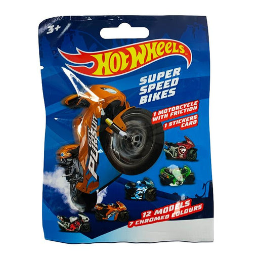 HOT WHEELS SUPER SPEED BIKE BLIND BAG