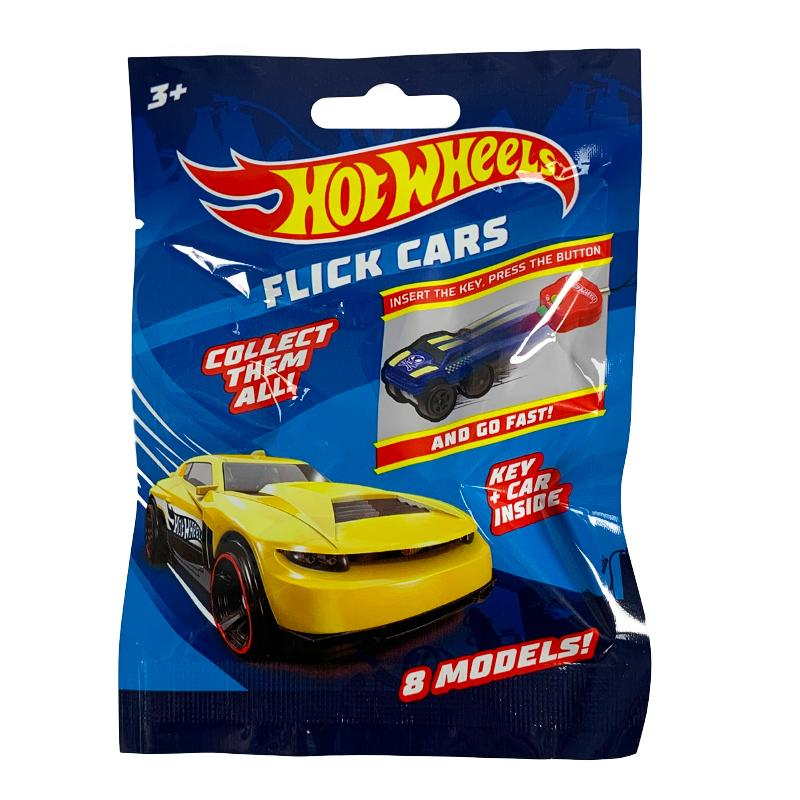 HOT WHEELS FLICK CAR BLIND BAG
