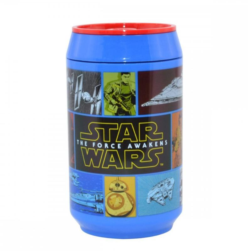STAR WARS THE FORCE AWAKENS RETRO CAN 250ML TUMBLER