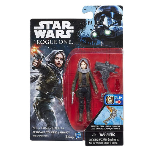 "STAR WARS 3.75"" ACTION FIGURE - JYN ERSO (JEDHA)"
