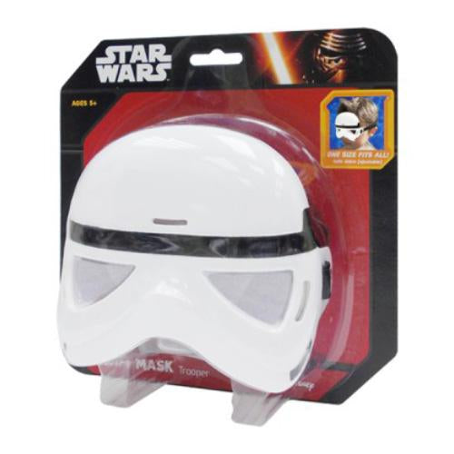 STAR WARS STORMTROOPER SWIM MASK GOGGLES AGE: 3+