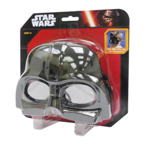 STAR WARS DARTH VADER SWIM MASK GOGGLES AGE: 3+