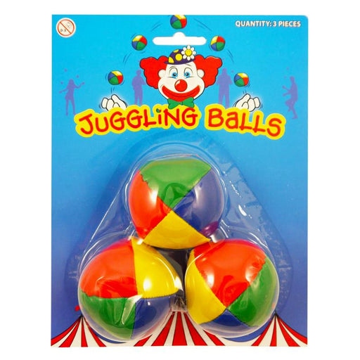 JUGGLING BALLS 3PC SET