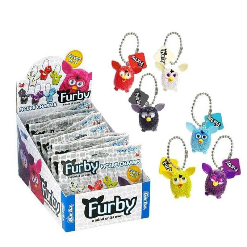 FURBY FIGURE CHARM TOMY BLIND BAG