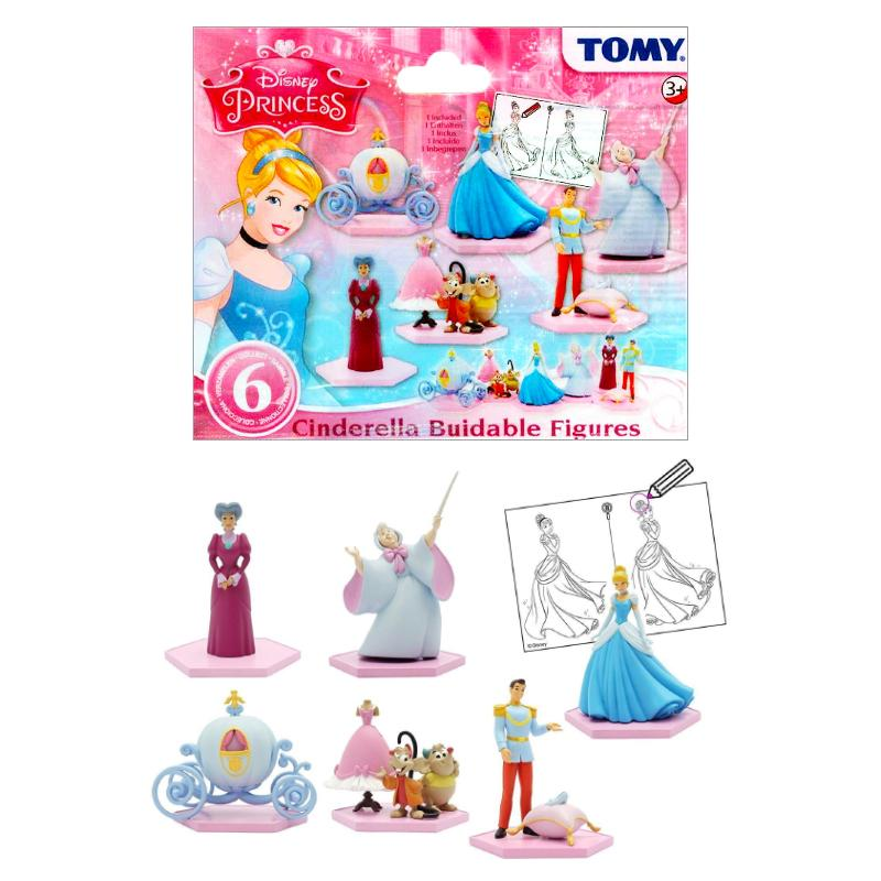 CINDERELLA BUILDER FIGURE BLIND BAG
