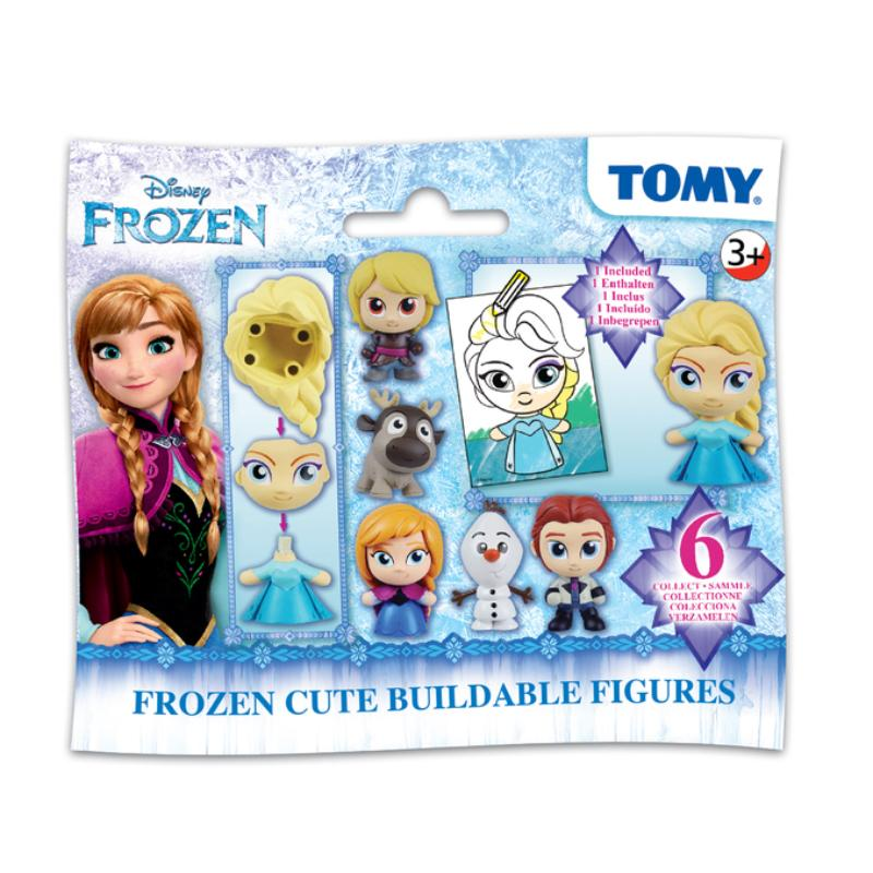 FROZEN CUTE BUILDABLE FIGURE BLIND BAG