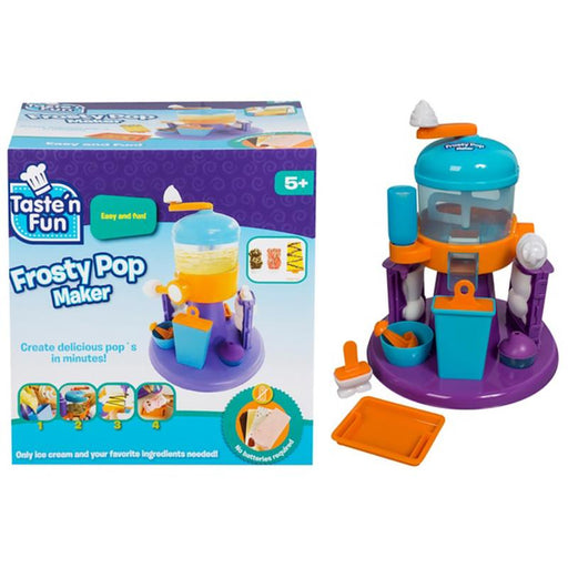 TASTE N' FUN FROSTY POP MAKER