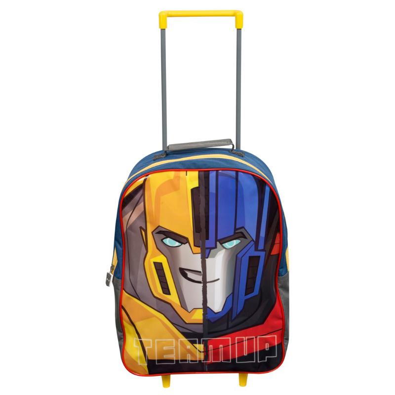TRANSFORMERS ROBOTS IN DISGUISE TROLLEY BAG