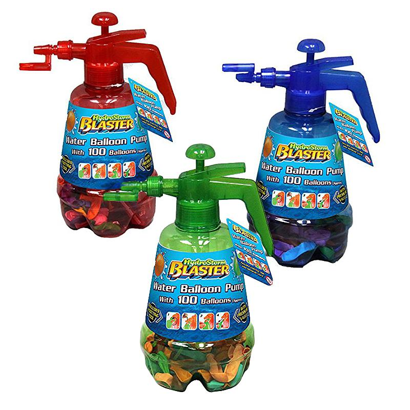 HYDRO STORM WATER BALLOON PUMP BLASTER