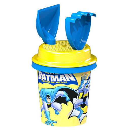 BATMAN BEACH BUCKET SET
