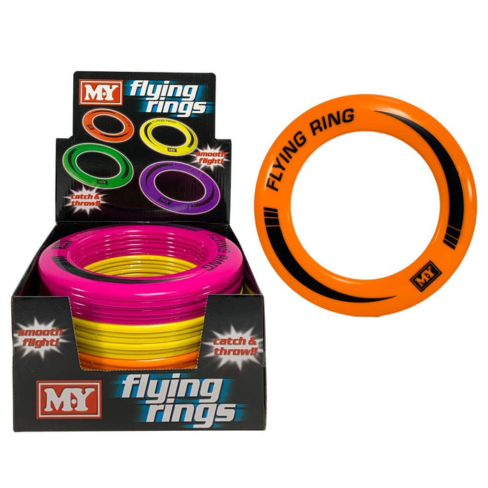 Flying Frisbee Ring