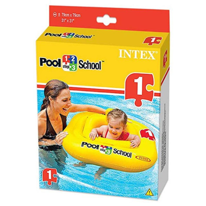 INTEX DELUXE BABY FLOAT POOL SEAT (1-2 YEARS)