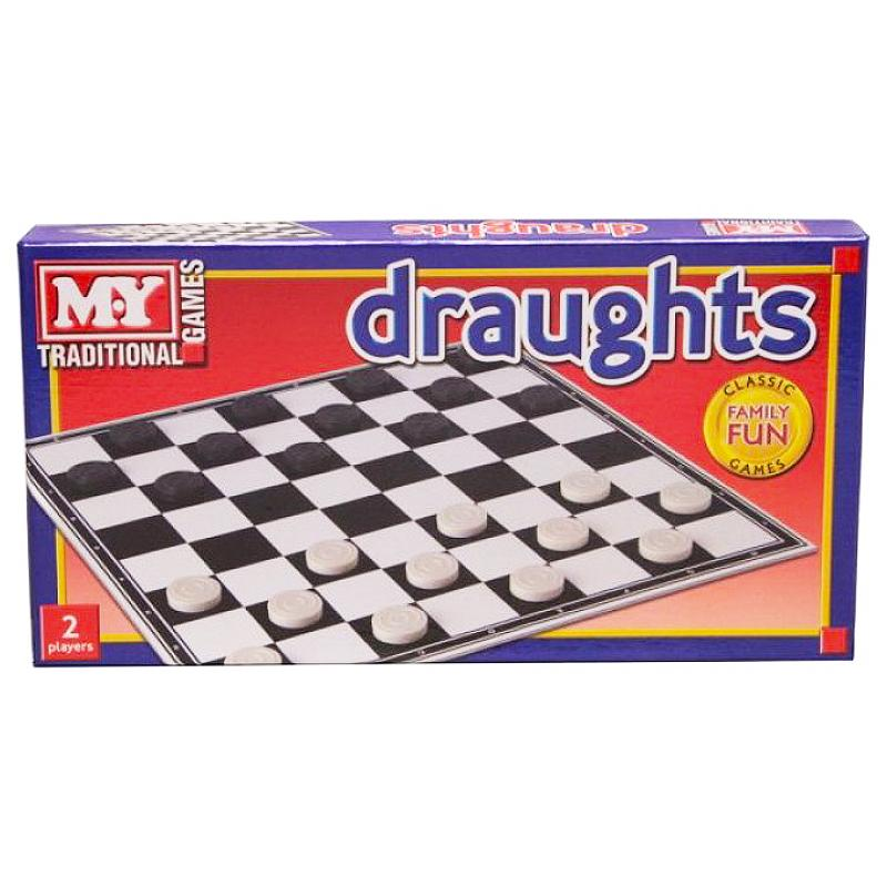 DRAUGHTS CLASSIC BAORD GAME