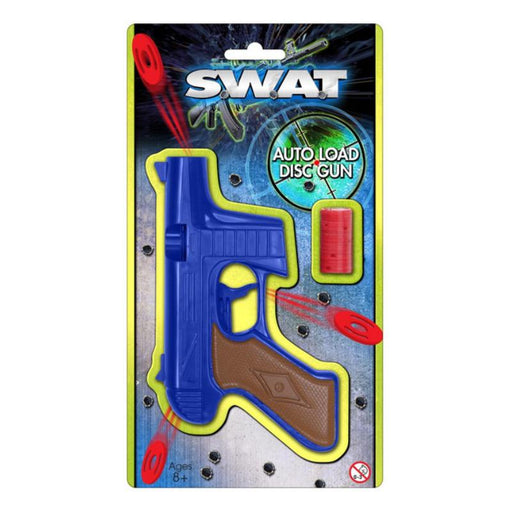 SWAT AUTO LOAD DISC GUN