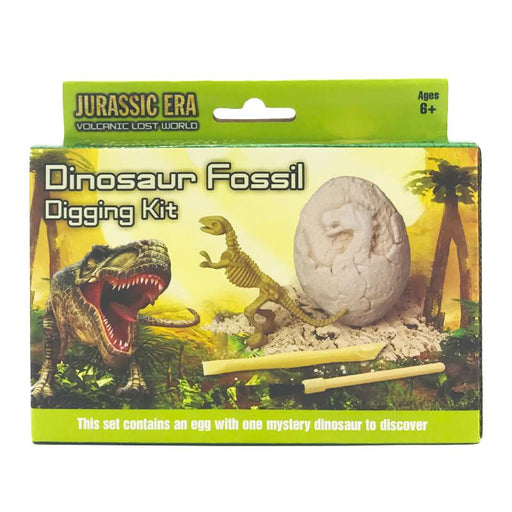 DINOSAUR FOSSIL DIGGING KIT