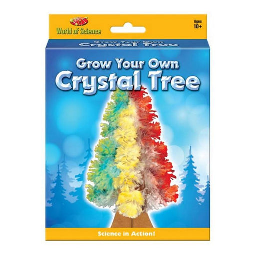 GROW YOUR OWN CRYSTAL TREE SET