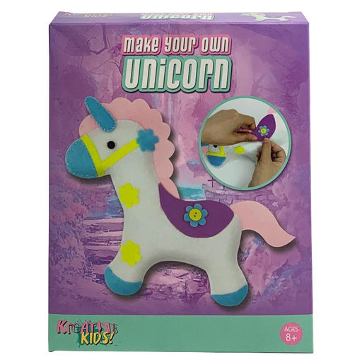 MAKE YOUR OWN FELT UNICORN CRAFT KIT
