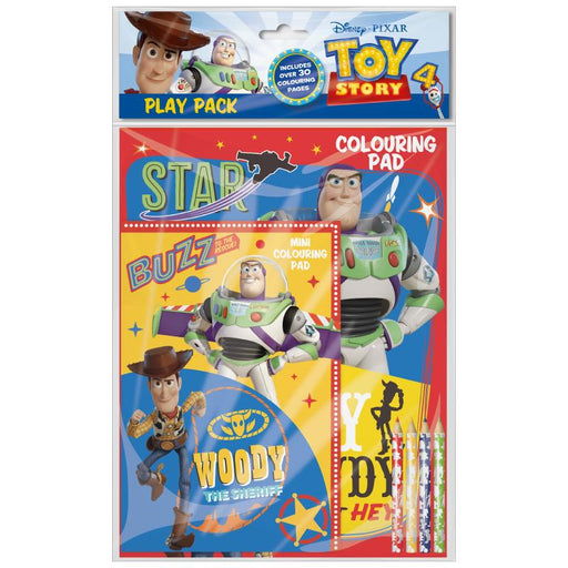 Toy Story 4 Play Pack Activity Set