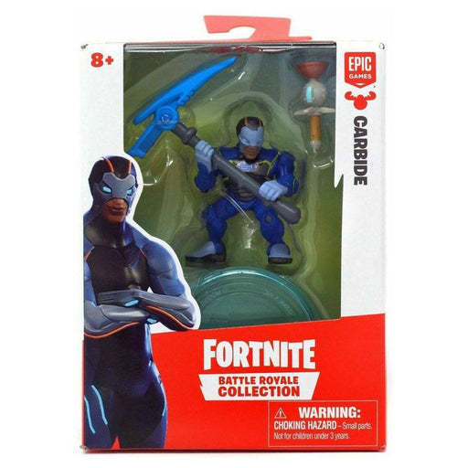 FORTNITE BATTLE ROYALE COLLECTION MINI FIGURE - CARBIDE