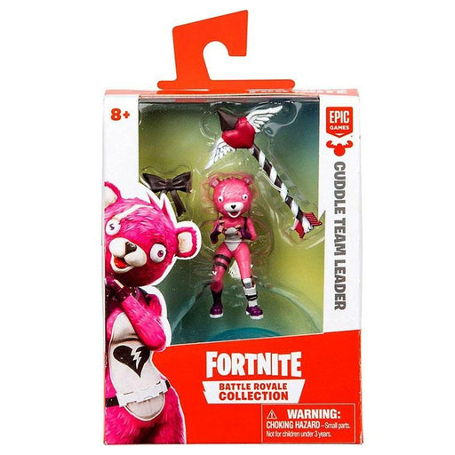 FORTNITE BATTLE ROYALE COLLECTION MINI FIGURE - CUDDLE TEAM LEADER