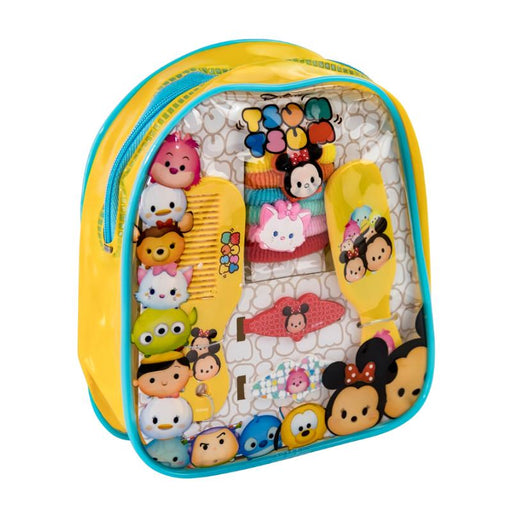 DISNEY TSUM TSUM HAIR ACCESSORY MINI BACKPACK SET