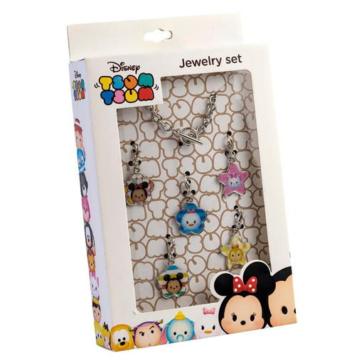 DISNEY TSUM TSUM NECKLACE WITH CHARMS
