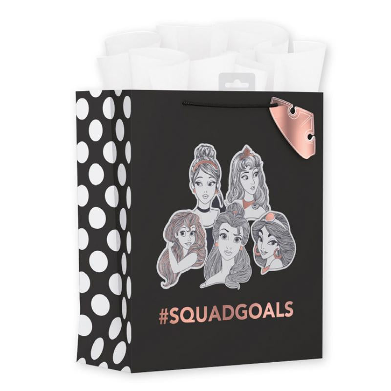 DISNEY PRINCESS SQUAD GOALS GIFT BAG