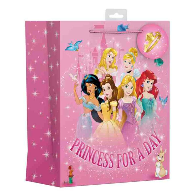 DISNEY PRINCESS GIFT BAG