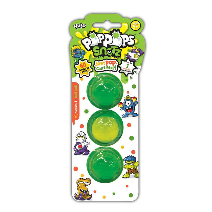 Pop Pops Snotz Series 1 Surprise Snot Mini Pack