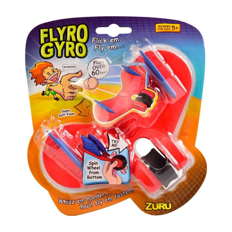FLYRO GYRO FLYING GYROSCOPE PLANE
